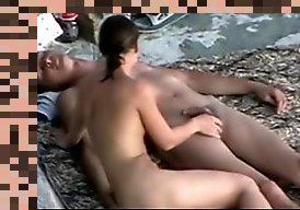 hidden cam beach sex